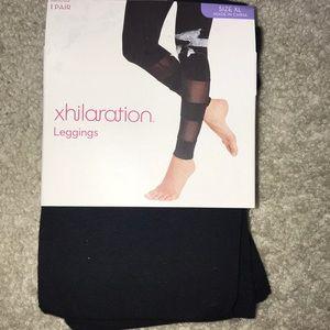NWT Xhilaration leggings  size XLG